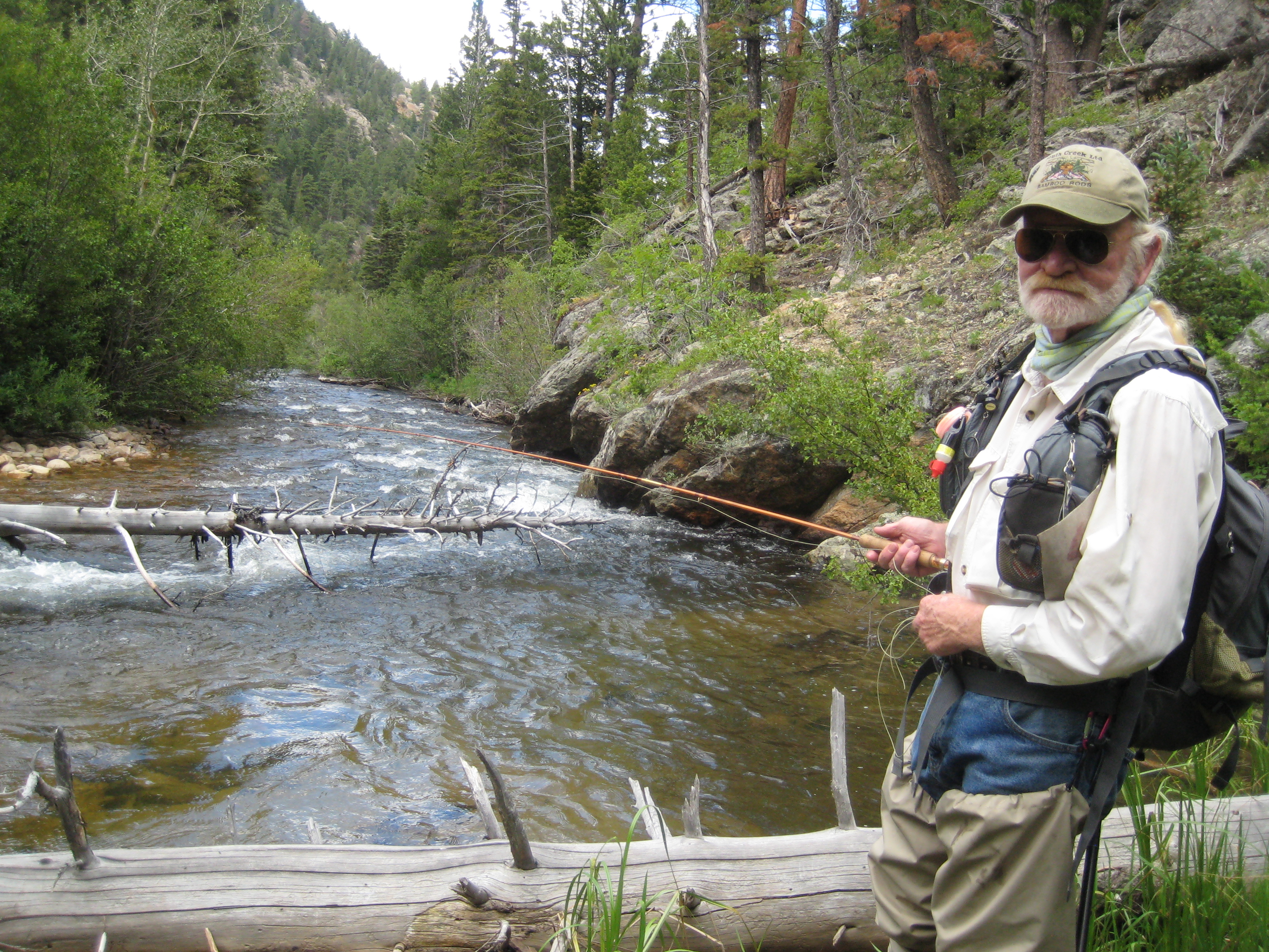 I Have Been Making Traditional Six Sided Split Bamboo Fly Fishing Rods Since 1979 Began In A Garage Heated By Wood Stove Here Northern Colorado
