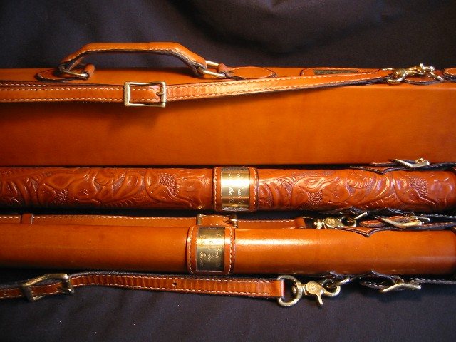 Fly rod case for Fishing rod cases
